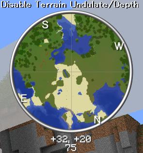 мод на мини карту в minecraft 1.8 #10