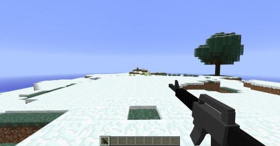 3D Gun Mod