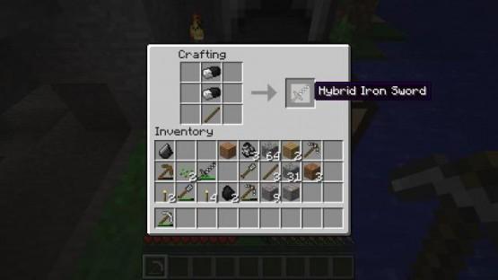 HybridCraft Mod