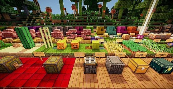 Adventure craft texture pack 1 Adventure Craft Doku Paketi [1.5.2/1.5.1]
