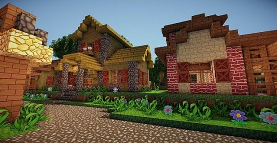 Adventure craft texture pack 3 Adventure Craft Doku Paketi [1.5.2/1.5.1]