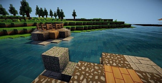 Adventure craft texture pack 4 Adventure Craft Doku Paketi [1.5.2/1.5.1]