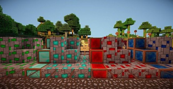 Adventure craft texture pack 6 Adventure Craft Doku Paketi [1.5.2/1.5.1]