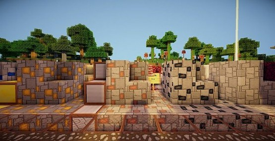 Adventure craft texture pack 7 Adventure Craft Doku Paketi [1.5.2/1.5.1]
