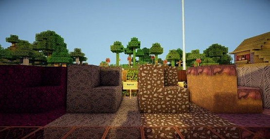 Adventure craft texture pack 8 Adventure Craft Doku Paketi [1.5.2/1.5.1]