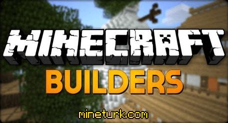 minecraftbuilders Builder Mod (Hızlı Ev Yapımı Modu) [1.6.4/1.6.2/1.5.2]