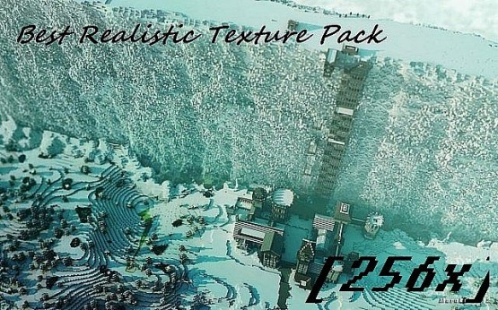 Best realistic texture pack Best Super Realism Doku Paketi [1.6.2/1.6.1]