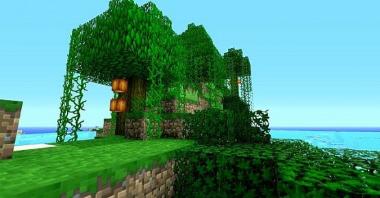 Ellicraft texture pack 1 ElliCraft Doku Paketi [1.6.2/1.5.2]