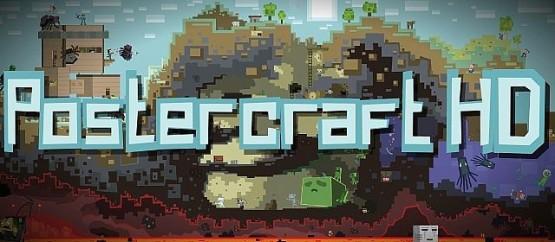 http://www.img3.9minecraft.net/TexturePack/Postercraft-hd-texture-pack.jpg