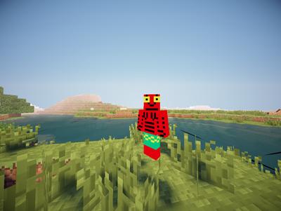Spongebob Mod