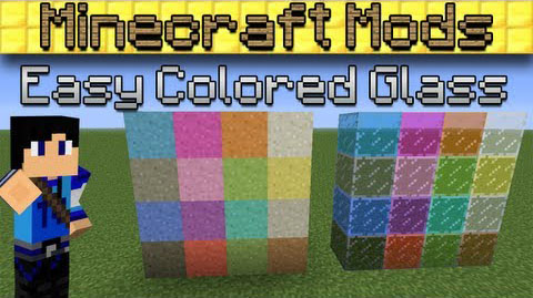 Colored Glass Mod Colored Glass Mod (Renkli Camlar) [1.6.2]