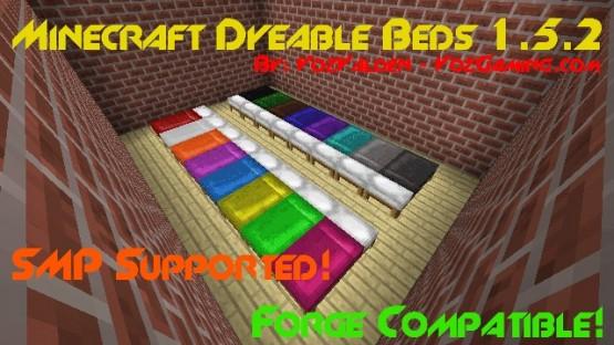 http://www.img.9minecraft.net/Mods/Dyeable-Beds-Mod-1.jpg