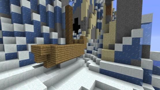 Shipwreck World Generation Mod