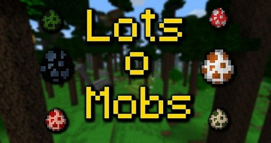 LotsOMobs Mod LotsOMobs Mod (Birçok Yeni Mob) [1.7.2/1.6.4/1.6.2/1.5.2]