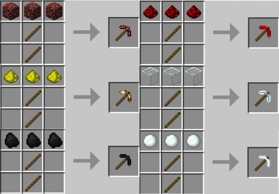 http://www.img.9minecraft.net/Mod/More-Pickaxes-Mod-2.jpg
