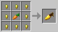 craftinggoldencarrot5 Minecraft Yemek Tarifleri