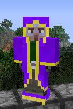 Wizarding Robes Mod