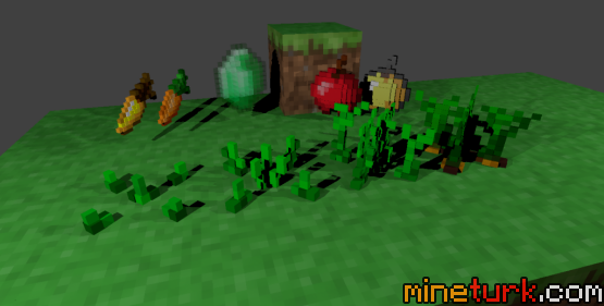 3D-Craft-Mod