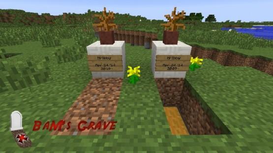 BaMs Grave Mod 1 BaMs Grave Modu [1.7.2/1.6.4]