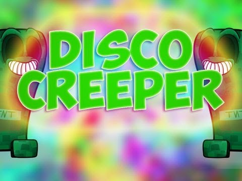 DiscoCreeper Mod DiscoCreeper Modu [1.7.2]