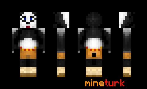 Kong Fu Panda Skin