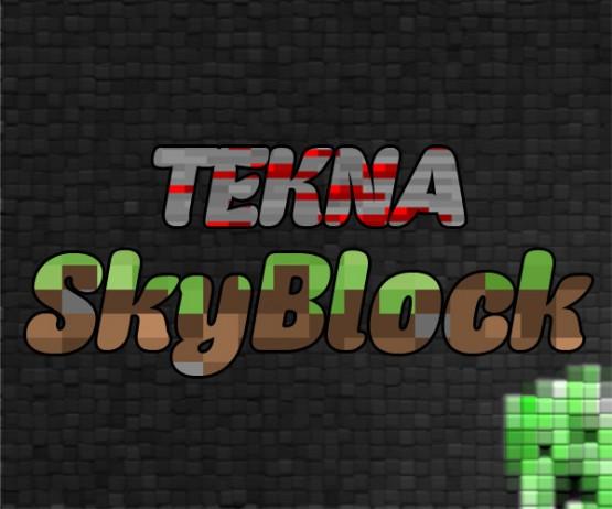 tekna-skyblock-logo