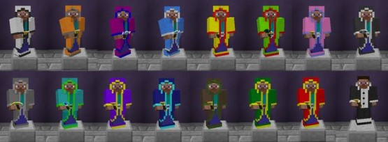 DrCyano's Wonderful Wands & Wizarding Robes Mod (2)